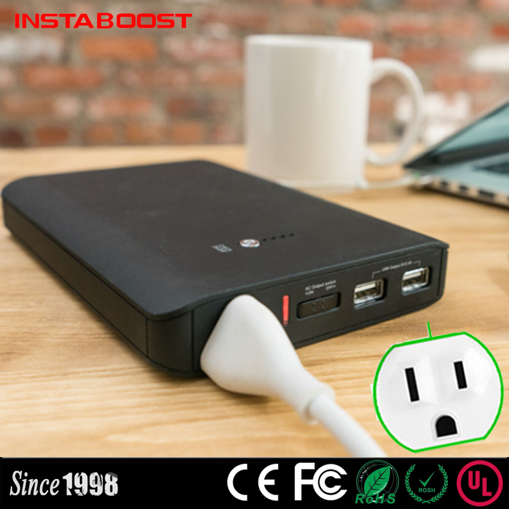 Instaboost Ac Plug Universal Portable Battery Pack Laptop Charger Ac Outlet 110 240v Power Bank Buy Ac Outlet 110 240v Power Bank Ac Plug Universal Portable Battery Pack Ac Power Bank For Laptop