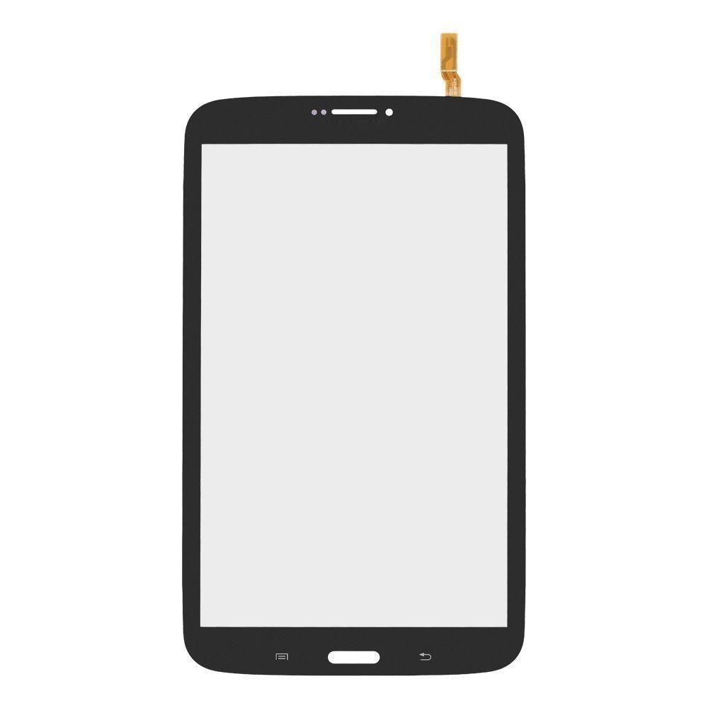 100% Новый Высокое качество сенсорного экрана digitizer Стекло Для Samsung Galaxy Tab 3 8.0 SM-T311 T315 3 Г версия Black + бесплатные доставка