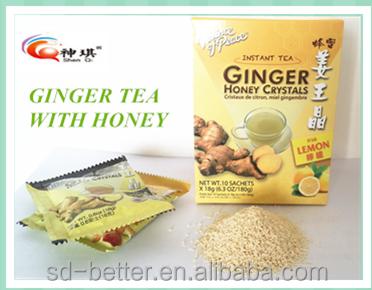 Чистый натуральный имбирный чай с любым вкусом, имбирный чай с медом/имбирным медом