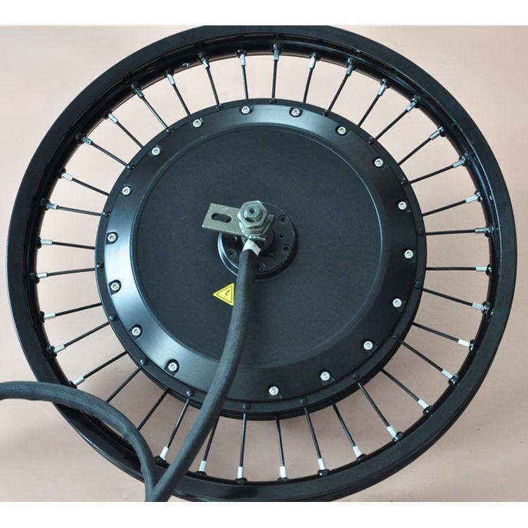 Taizhou QS 273 V3 8000 Вт 8000 Вт 152 мм задний мотор для электровелосипеда с прямым приводом