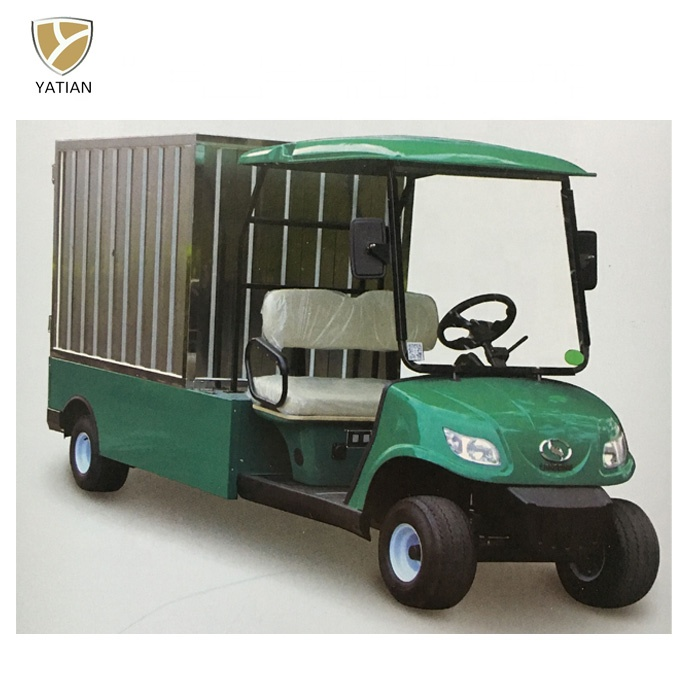 New design electric utvtruck golf cart used in club course