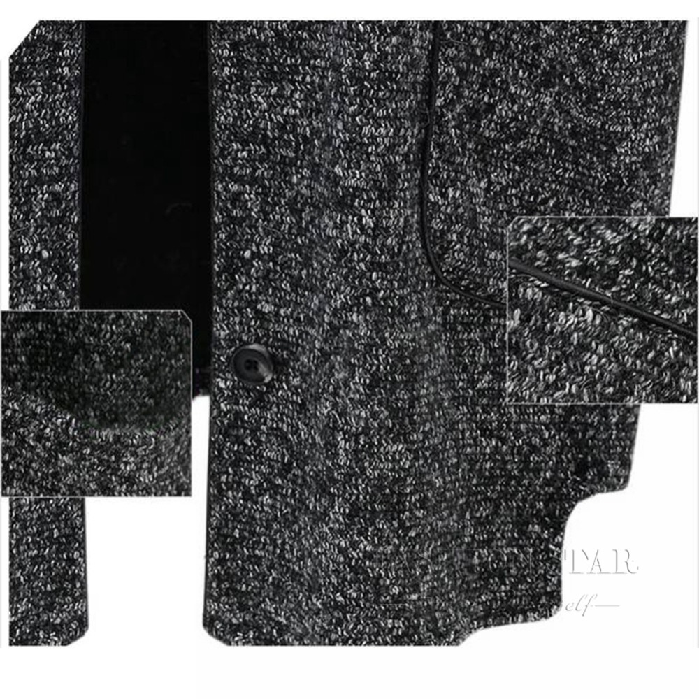Мода звезда зимний пуховик женщин о шеи полный рукав продажа с зимнее пальто женщин свободного покроя мода пальто на осень