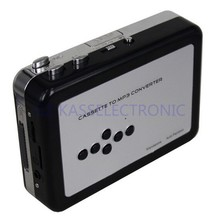 2015 new audio cassette converter convert cassette to mp3 directly into TF Card, no computer  required, Free shipping