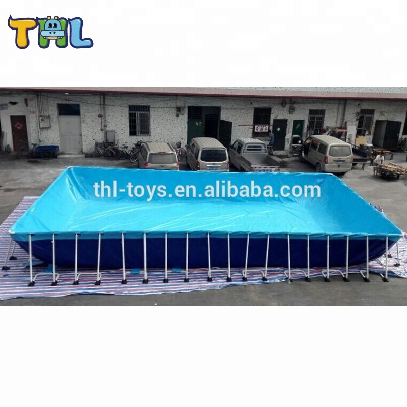 Portable Metal Frame Swimming Pool Used Swimming Pool For Sale Buy Above Ground Swimming Pool Metal Frame Swimming Pool Used Swimming Pool For Sale Product On Alibaba Com