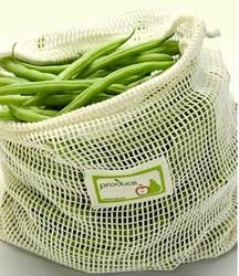 Рекламная оптовая продажа, складная хлопковая конопляная многоразовая сетчатая продуктовая сумка из Китая