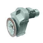 FHF series parallel shaft helical speed reducer