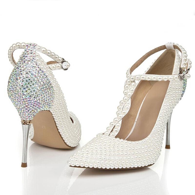 Rhinestone Shoes Uk