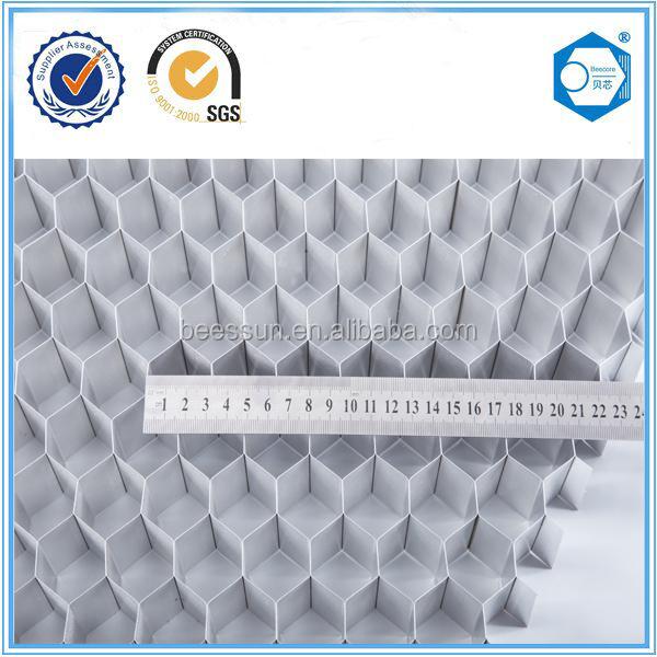 BEECORE aluminum honeycomb core