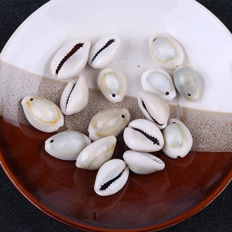 Wholesale Natural Jewelry Puka Sea Shell Beads for Jewelry Making