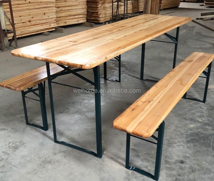 Высококачественный складной Пивной Стол 220/200/180 см/пивной стол и скамейки