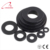 black plastic flat washer with ISO9001