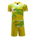 2016 new arrival mens football jerseys sports team tracksuit adult DIY camouflage blank soccer jersey kits