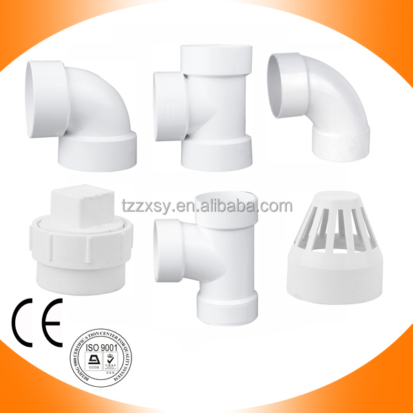 Colombia Upvc Sanitary Pipe Fittings Sewer Fittings Buy