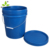5 gallon 3 gallon plastic car wash bucket with grid and screw lid