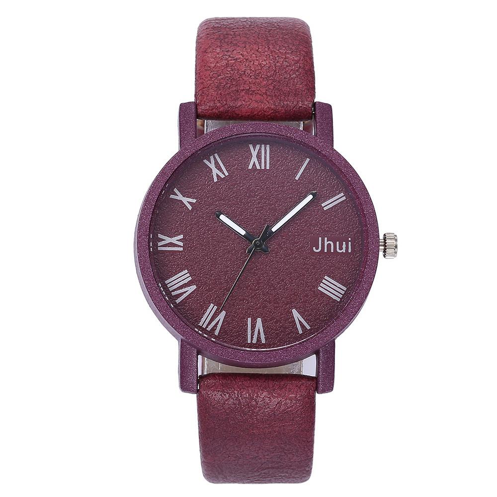 Fanala Watch Women Men Relogio Masculino Fashion Quartz Analogue Dial Metal Band Alloy Shell Couple Unisex Watches Reloj Mujer Watches