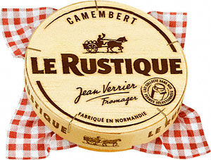 Le Rustique Camembert