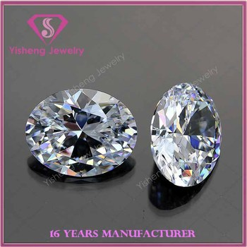 Wholesale Fake Diamonds Lab Grown Diamond Cubic Zirconia CZ Gem
