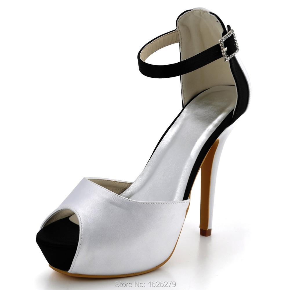 nichapie.ml: black and white peep toe heels. From The Community. Blivener Women's Sandals White Black Heeled Sandals Peep Toes Dress Shoes. by Blivener. $ $ 25 FREE Shipping on eligible orders. Product Features Black and white strappy sandals, classic design fashion Heel.