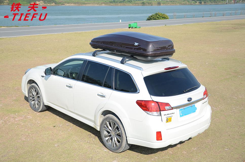 Автомобильный багажный ящик на крышу на заказ