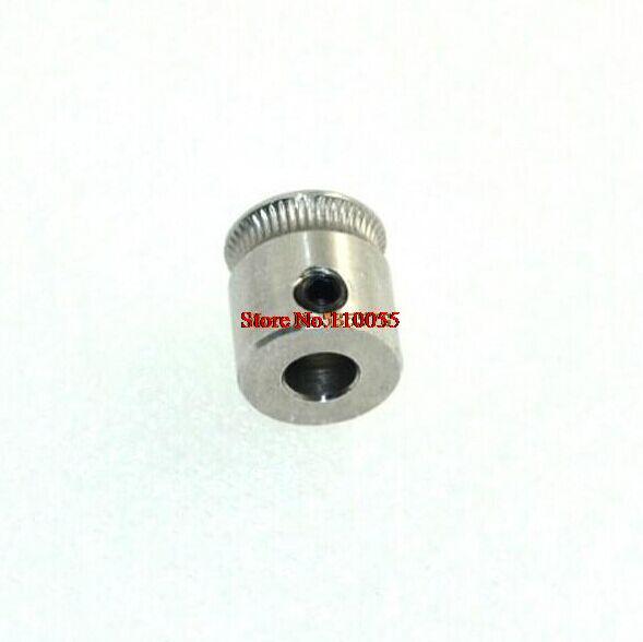 3d принтер мк7 нержавеющей стали экструзия передач для 1.75 мм накаливания
