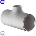 Stainless Steel Stainless Reducer Sfenry BW Butt Welding Fittings ASME B16.9 SCH40S SCH80S Stainless Steel Reducing Tee