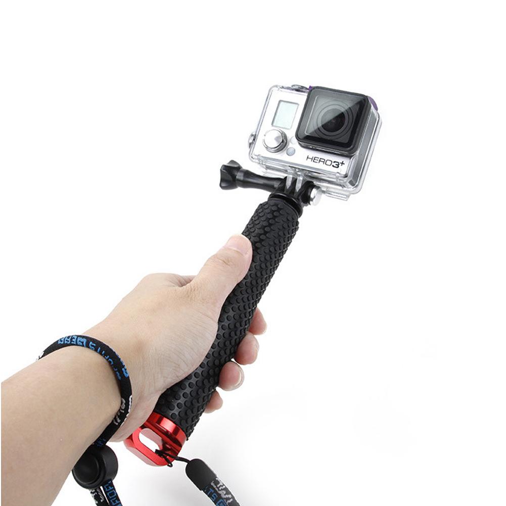 Высокое качество 190 мм-490 мм монопод для gopro4/gopro3/3 +/2/SJCAM SJ3000 SJ4000 Действий камеры Селфи Палочки для спорта камеры