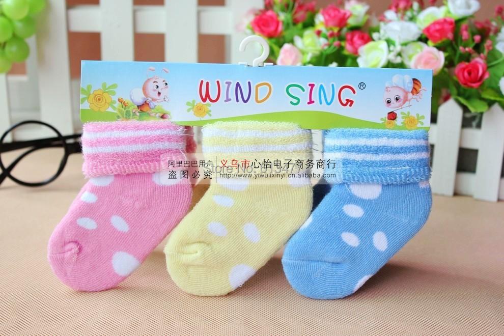 Микро-цикла мальчиков девочки носки одежда аксессуары пинетки пола младенческой носки домашняя одежда 1 пара = 2 pices ks40
