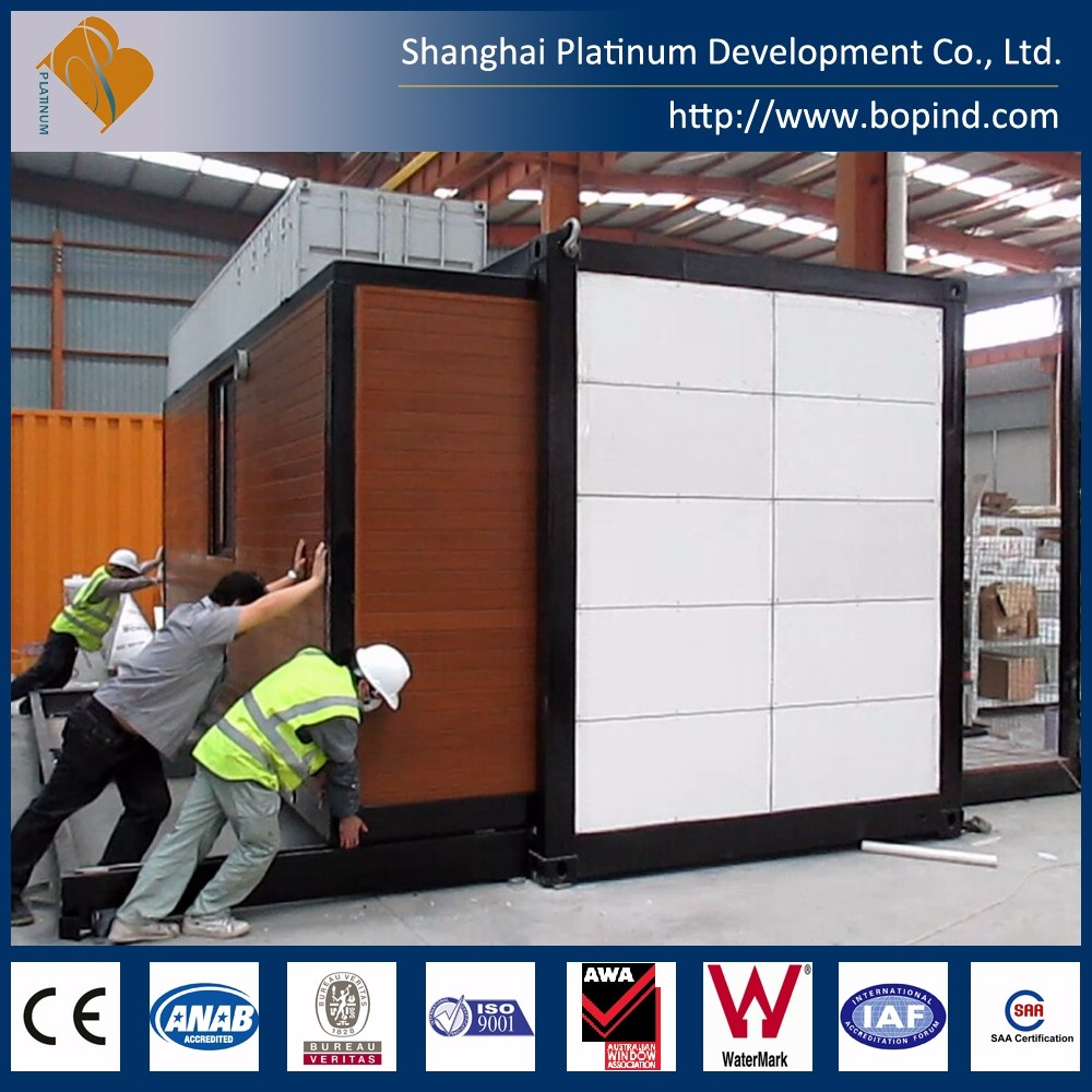 chine fournisseur pas cher modulaire portable maison de conteneur maisons pr fabriqu es id de. Black Bedroom Furniture Sets. Home Design Ideas