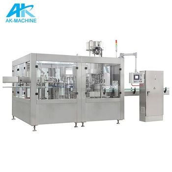 Hot Sale PET Bottled Water Making Machine/Complete Bottle Water Production Line For Mineral Water Bottling Plant