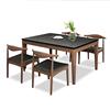 black 1 table  2  chair