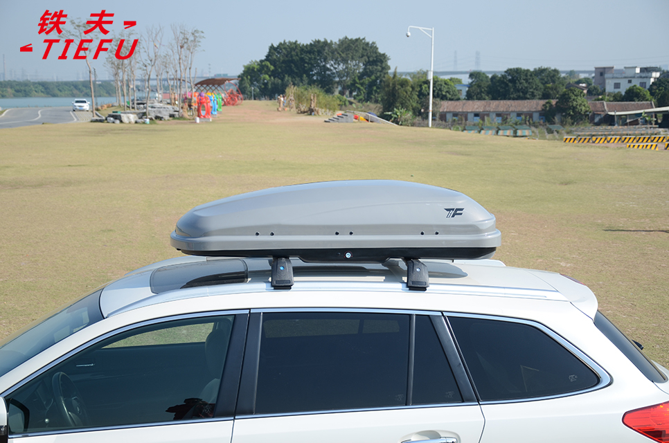 Стильный корпус на крышу автомобиля из АБС-пластика