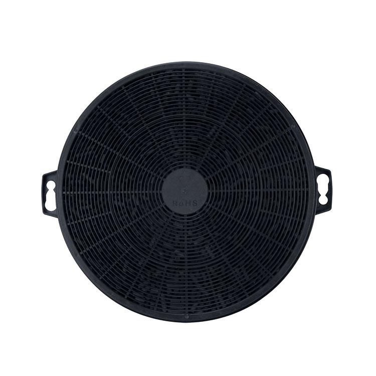 European kitchen hood system activated carbon fiber pre filter