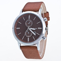 mujer Mens Watches north Br Luxury Casual Military Quartz Sports Wristwatch Leather Strap Male Clock watch