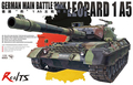 RealTS Meng model TS 015 1 35 GERMAN MAIN BATTLE TANK LEOPARD 1 A5 plastic model