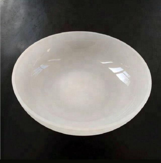 Высокотемпературный плавленый кремниевый тигель или прозрачные кварцевые стеклянные тиглы