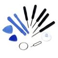 Universal 11 in 1 Mobile Phones Opening Pry Repair Tool Kit Screwdriver Set for iPhone7 6