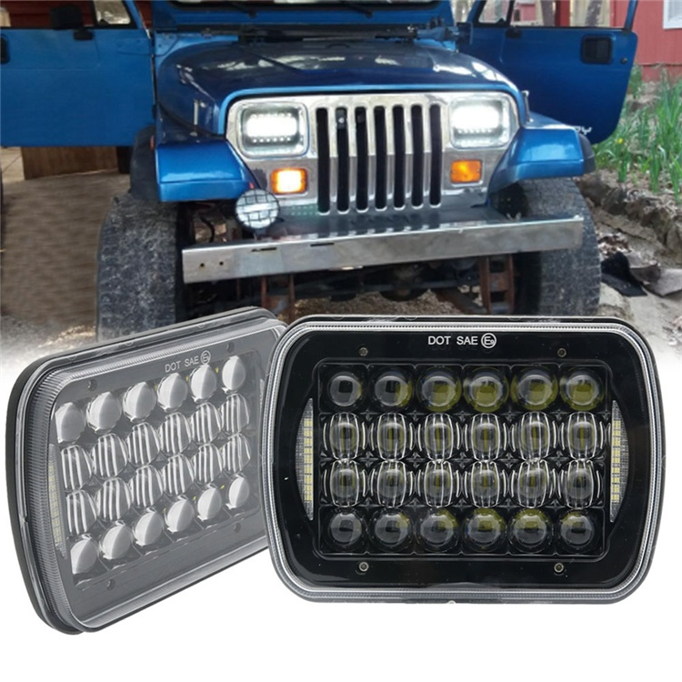 Square Spot Lamps Lights jeep cherokee wrangler all Motors Vehicle ...