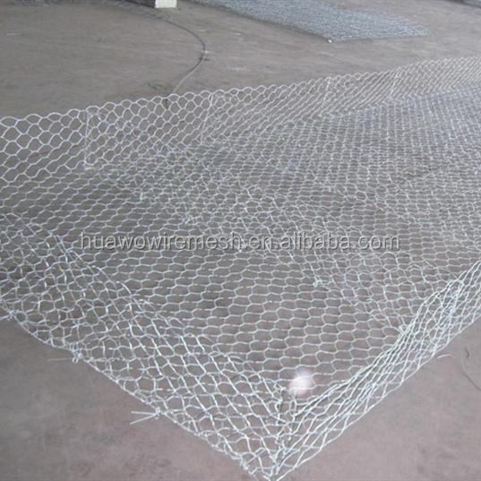 Anping factory Reno gabion mattress/river bank protection reno mattress