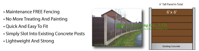 Modern Privacy Fencing Garden Fence Panels Decorative