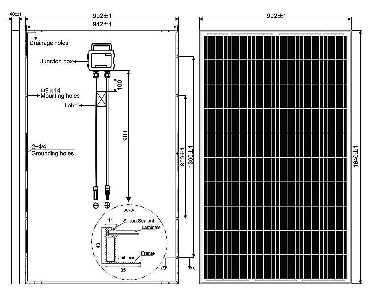 Hanwha Q Cells 250watt Solar Panels Mono 250w Poly Solar