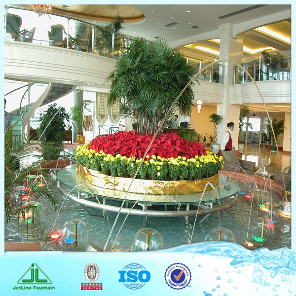 For Hotel Or Restaurant Indoor Water Fountain