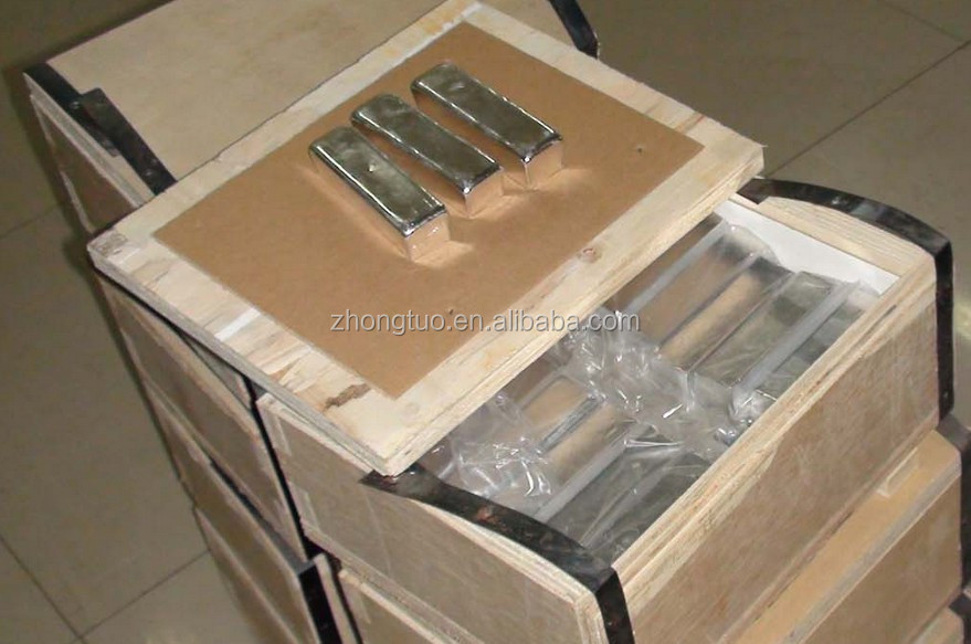 2021 hot on sale 99.99% indium ingot with facotry