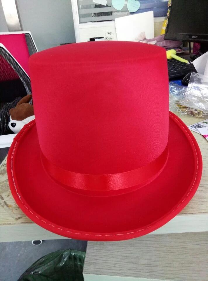 Free Shipping Halloween costume Party Supplie accessaries Halloween Top hat