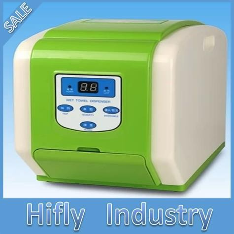 HF-03A-2 автоматическая машина для влажным полотенцем дозатора рулон полотенце диспенсер для отеля, автомобиля или дома