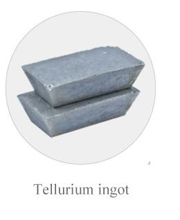 Rare Metals 99.99% Tellurium Ingot,Te Metal Powder