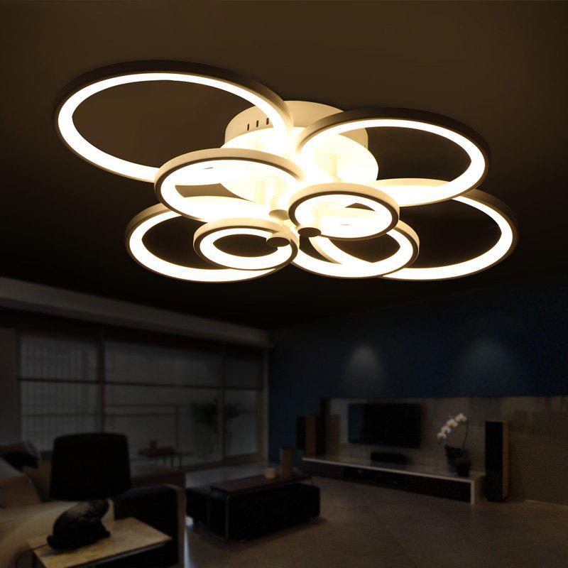 remote control living room bedroom modern led ceiling. Black Bedroom Furniture Sets. Home Design Ideas
