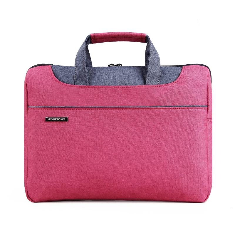 Kingsons Высококачественная сумка для ноутбука для мужчин и женщин, дорожная сумка для ноутбука, вместительная сумка для ноутбука 11 13 14 15 дюймов(Китай)