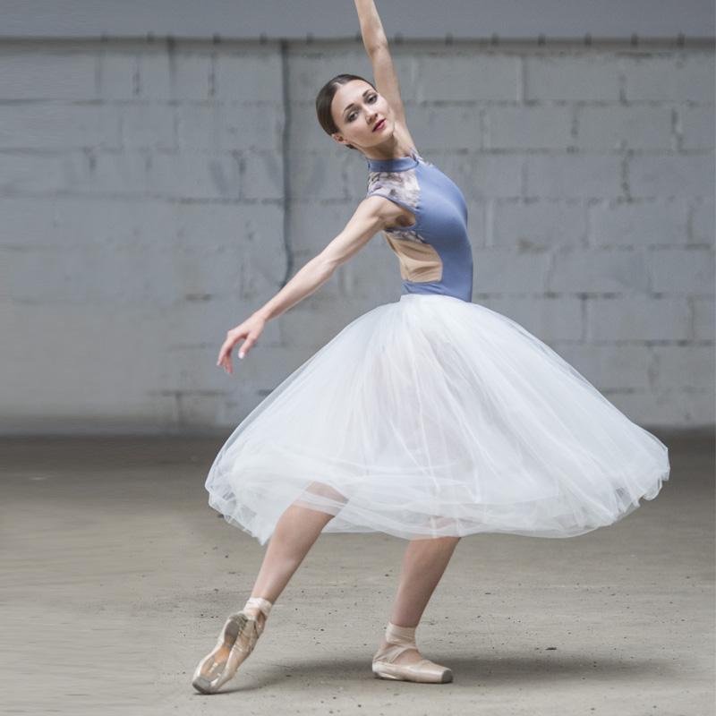 117141049 балетные трико с высокой горловиной, элегантные черные трико с цветочным рисунком <strong><span style=