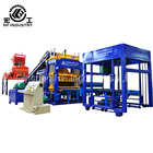 Interlocking Interlocking Paving Stone Making Machine QT5-15 Interlocking Paving Stone Block Making Machine