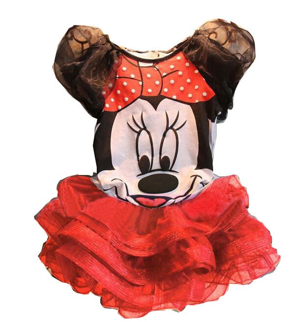 Free-shipping-2015-New-Baby-Girls-Sets-Girls-Minnie-Mouse-Clothing-Set-T-shirts-Skirt-Children